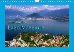 Rund um den Lago Maggiore (Wandkalender 2020 DIN A4 quer) von Neurohr,  Heinz