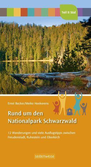 Rund um den Nationalpark Schwarzwald von Becker,  Ernst, Heekerens,  Meike