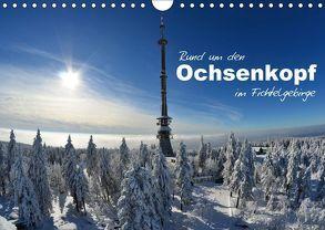 Rund um den Ochsenkopf (Wandkalender 2018 DIN A4 quer) von Werner-Ney,  Simone
