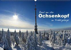 Rund um den Ochsenkopf (Wandkalender 2019 DIN A2 quer) von Werner-Ney,  Simone