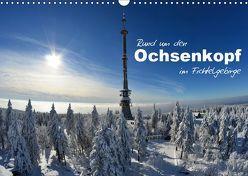 Rund um den Ochsenkopf (Wandkalender 2019 DIN A3 quer) von Werner-Ney,  Simone