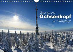 Rund um den Ochsenkopf (Wandkalender 2019 DIN A4 quer) von Werner-Ney,  Simone