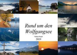 Rund um den Wolfgangsee (Wandkalender 2019 DIN A2 quer) von Reindl,  Stefanie