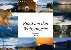 Rund um den Wolfgangsee (Wandkalender 2019 DIN A4 quer) von Reindl,  Stefanie