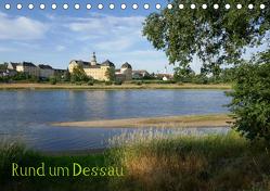 rund um Dessau (Tischkalender 2019 DIN A5 quer) von Gronostay,  Norbert