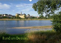 rund um Dessau (Wandkalender 2019 DIN A3 quer) von Gronostay,  Norbert