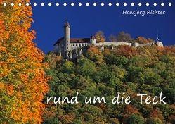 Rund um die Teck (Tischkalender 2018 DIN A5 quer) von www.hjr-fotografie.de,  k.A.