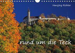 Rund um die Teck (Wandkalender 2018 DIN A4 quer) von www.hjr-fotografie.de,  k.A.