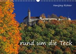 Rund um die Teck (Wandkalender 2021 DIN A3 quer) von www.hjr-fotografie.de