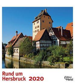 Rund um Hersbruck 2020 von Hertel,  Harald