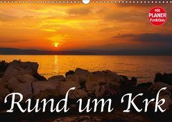 Rund um Krk (Wandkalender 2019 DIN A3 quer) von Willerer,  Thomas