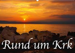 Rund um Krk (Wandkalender 2020 DIN A2 quer) von Willerer,  Thomas