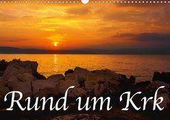 Rund um Krk (Wandkalender 2020 DIN A3 quer) von Willerer,  Thomas