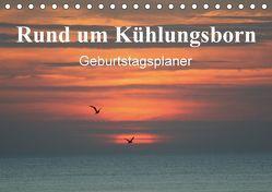 Rund um Kühlungsborn (Tischkalender 2018 DIN A5 quer) von Bagunk,  Anja