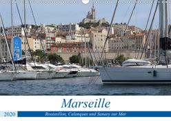 Rund um Marseille (Wandkalender 2020 DIN A3 quer) von Hirsemann,  Sophia