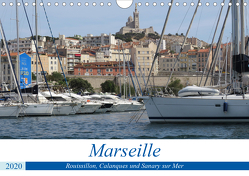 Rund um Marseille (Wandkalender 2020 DIN A4 quer) von Hirsemann,  Sophia
