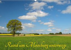 Rund um Moosburg unterwegs (Wandkalender 2021 DIN A2 quer) von Brigitte Deus-Neumann,  Dr.