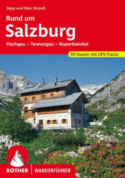 Rund um Salzburg von Brandl,  Sepp