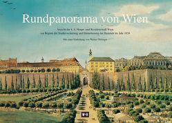Rundpanorama von Wien von Öhlinger,  Walter, Zajicek,  Carl Wenzel
