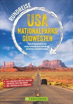 Rundreise USA Nationalparks Südwesten von Landwehr,  Marion