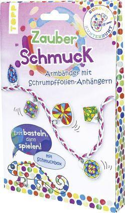 Rundum Kunterbunt Zauberschmuck-Set von frechverlag