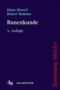 Runenkunde von Düwel,  Klaus, Nedoma,  Robert