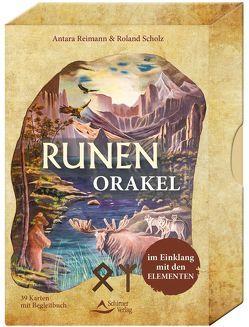 Runenorakel von Reimann, ,  Antara, Scholz,  Roland