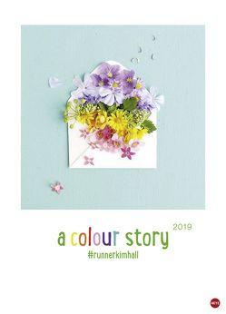runnerkimhall a colour story – Kalender 2019 von Heye, runnerkimhall