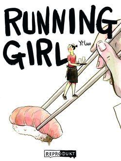 Running Girl von Luo,  Yi