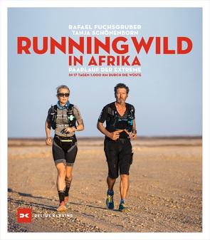 Running wild in Afrika von Fuchsgruber,  Rafael, Schönenborn,  Tanja