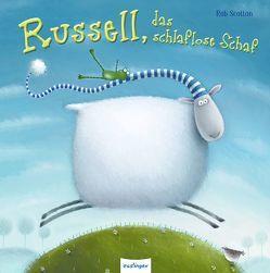 Russell, das schlaflose Schaf von Scotton,  Rob
