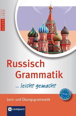 Russisch Grammatik von Denisova,  Elena