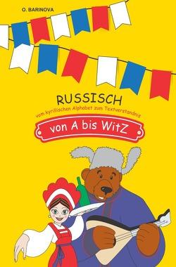 Russisch von A bis WitZ von Barinova,  Olga