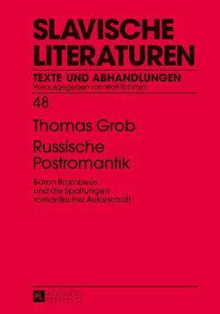 Russische Postromantik von Grob,  Thomas