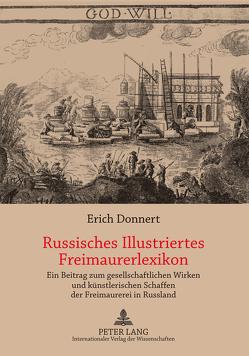 Russisches Illustriertes Freimaurerlexikon von Donnert,  Erich