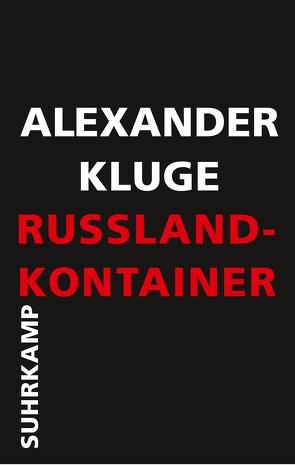 Russland-Kontainer von Kluge,  Alexander