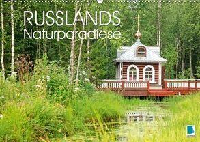 Russlands Naturparadiese (Wandkalender 2018 DIN A2 quer) von CALVENDO