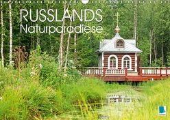 Russlands Naturparadiese (Wandkalender 2018 DIN A3 quer) von CALVENDO,  k.A.