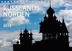 Russlands Norden 2018 (Tischkalender 2018 DIN A5 quer) von www.sojombo.de,  k.A.
