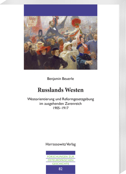 Russlands Westen von Beuerle,  Benjamin