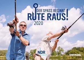Rute raus, der Spaß beginnt 2020 von Galling,  Heinz, Hennings,  Horst, Jeschke,  Mario, TENNEMANN Verlag