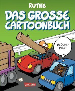 Ruthe: Das große Cartoonbuch von Ruthe,  Ralph