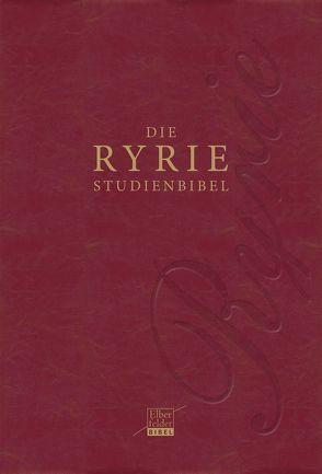 Ryrie-Studienbibel–Elberfelder Bibel 2006 von Ryrie,  Charles C.