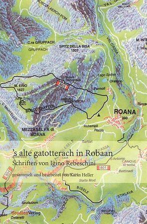's alte gatotterach in Robaan von Heller,  Karin