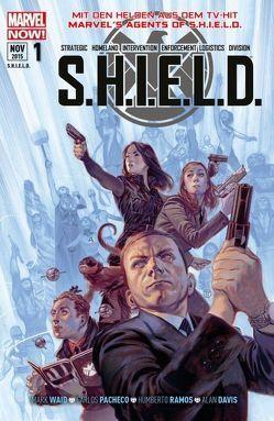 S.H.I.E.L.D. von Pacheco,  Carlos, Waid,  Mark