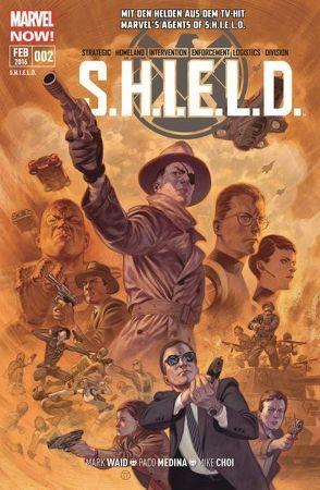 S.H.I.E.L.D. von Choi,  Michael, Waid,  Mark