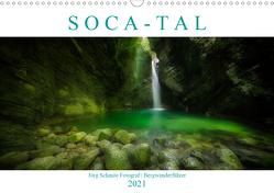 """""""S O C A – T A L""""AT-Version (Wandkalender 2021 DIN A3 quer) von Schmöe,  Jörg"""