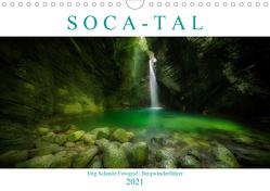 """""""S O C A – T A L""""AT-Version (Wandkalender 2021 DIN A4 quer) von Schmöe,  Jörg"""