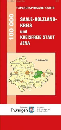 Saale-Holzland-Kreis und kreisfreie Stadt Jena