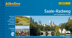 Saale-Radweg von Esterbauer Verlag